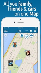 KinKin - Family Locator- screenshot thumbnail