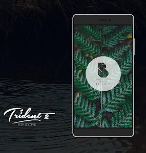 Trident 2 for Zooper v1.7.1