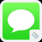 iTalk - 아이폰메시지 카톡테마 icon