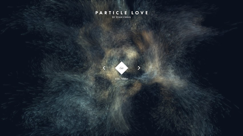 Particle Love by Edan Kwan | Experiments with Google