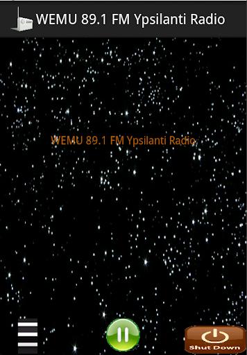 WEMU 89.1 FM Ypsilanti Radio