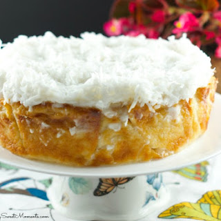 Slow Cooker Coconut Cake.