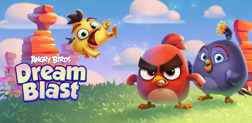 Angry Birds Dream Blast Infinite life, infinite boosters