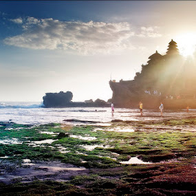 Bali Coast by Andrey Tolstikov - Landscapes Beaches