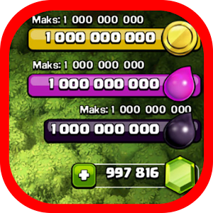 Clash of clans gems - Prank for PC