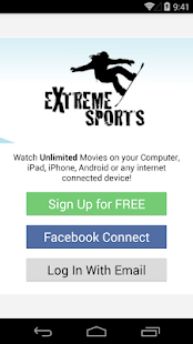 Extreme Sports Movies & TV- screenshot thumbnail