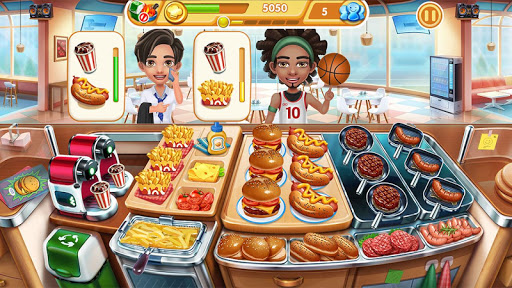 Cooking City - crazy restaurant game screenshots 2