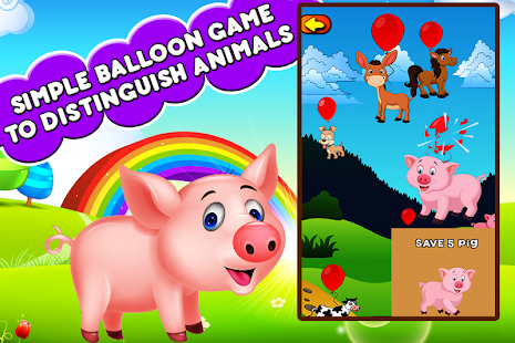Farm Animals For Toddler- screenshot thumbnail