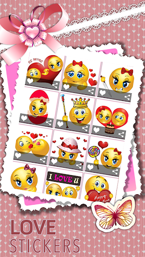 Love Stickers - Valentine  screenshots 1