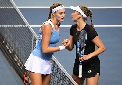 Indian Wells: Elise Mertens et Kirsten Flipkens débutent leur tournoi en double