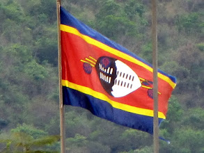 Photo: Flag of Swaziland