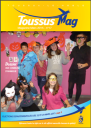 toussus mag n°17 de mars 2015