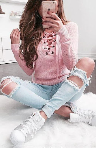 Teen Outfit Ideas 2018 ud83dudc96 2.1 screenshots 7