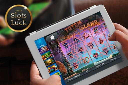 Игровые автоматы Slots of Luck screenshot 6