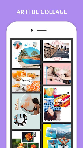 Mixoo Collage - Photo Frame Layout & Pic Grid screenshot 3