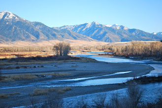 Photo: South Fork of the Snake River, Swan Valley, Idaho