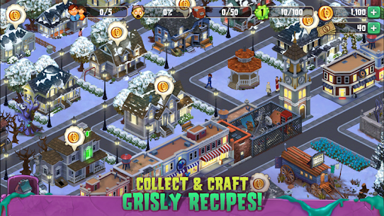 Goosebumps HorrorTown – The Scariest Monster City!  Apk Download For Android and Iphone 4