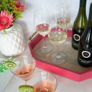 Kim Crawford Sauvignon Blanc-Infused Kiwi Martini