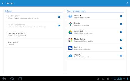 Sophos Secure Workspace- screenshot thumbnail