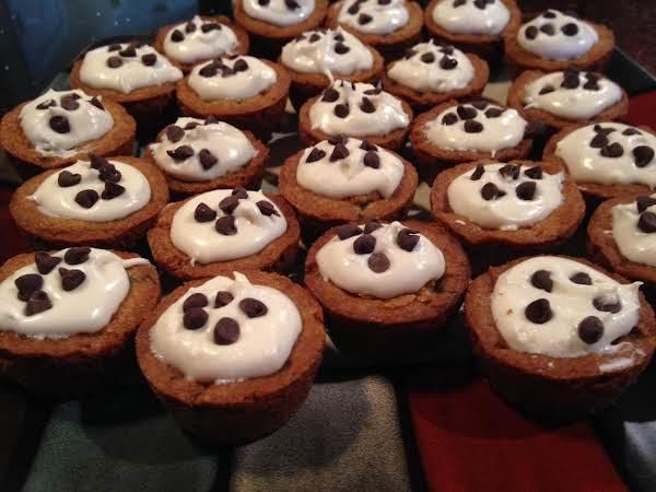 Mini Cheesecake Cookie Cups Recipe