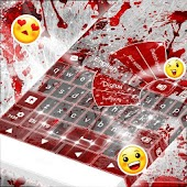 Blood Keyboard