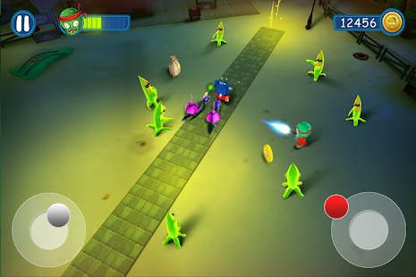 Zombie Little Screenshot