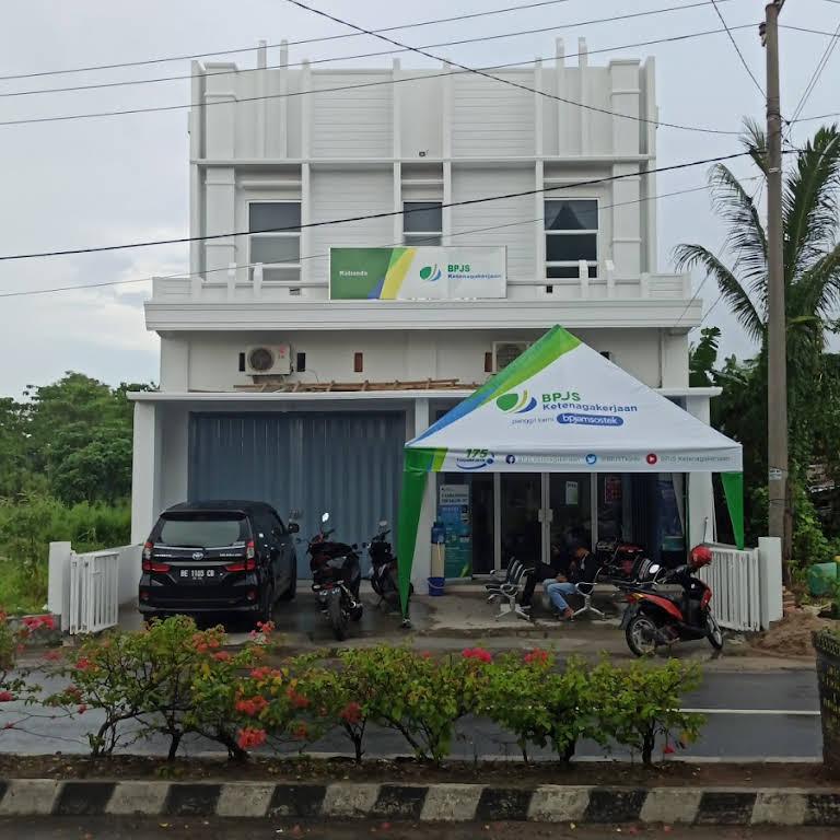 Bpjs Ketenagakerjaan Bp Jamsostek Kcp Lampung Selatan Kalianda Kantor Perusahaan