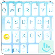 Snowman Keyboard Theme