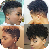 Hair cut for black women - Short hair styles