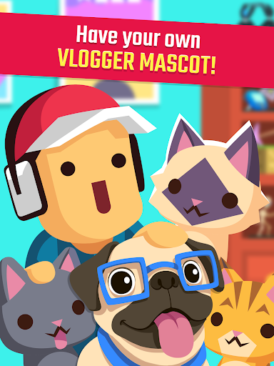 Vlogger Go Viral - Tuber Game screenshots 9