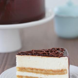 "Vanilla Souffle Cake - ""Торт Птичье Mолоко"""