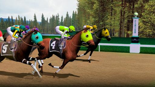 Horse Racing  : Derby Horse Racing game filehippodl screenshot 7