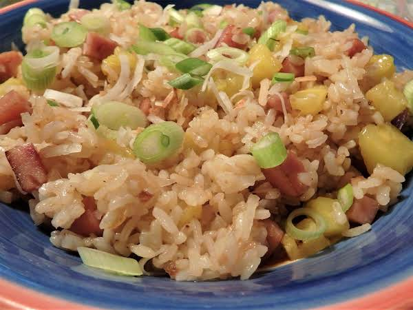 Luau Rice Recipe