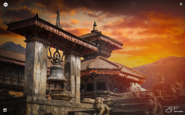 Nepal HD Wallpapers New Tab Theme