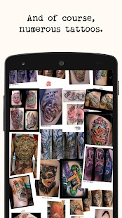 ATC Tattoo Books- screenshot thumbnail