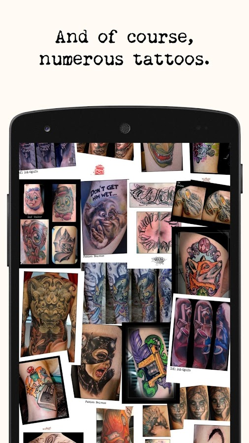ATC Tattoo Books- screenshot