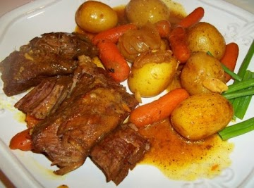 Cassies - Stove Top Pot Roast Recipe