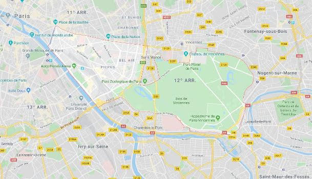 12º arrondissement de Reuilly