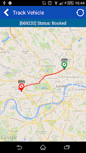 Cascades Minicabs London- screenshot thumbnail