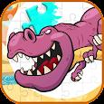 Jigsaw Puzzles Dinosaur t-rex