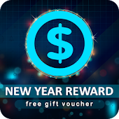 New year reward : free gift voucher