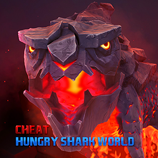 Cheat Hungry Shark World Evolution