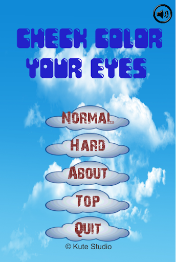 Check Color Your Eyes