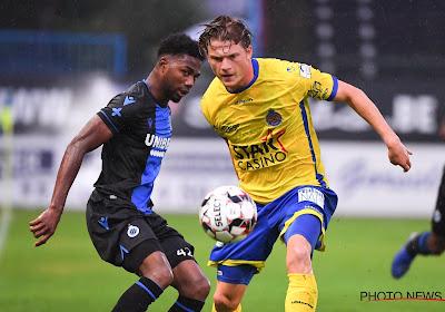 """Daam Foulon n'a pas oublié Waasland-Beveren : """"Un adieu difficile"""""""