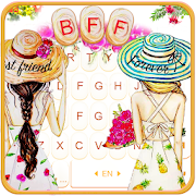 App Bff Friends Forever Keyboard Theme APK for Windows Phone