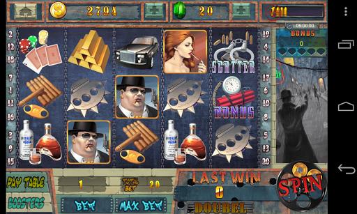 Slot - Mafia War