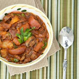 Root Beer Braised Beef Stew