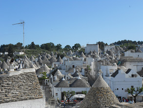 Photo: Another view of the trulli of Alberobello