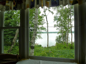 Photo: view from window