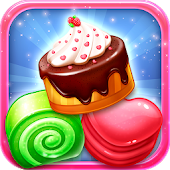 Cake & Candy soda Crush